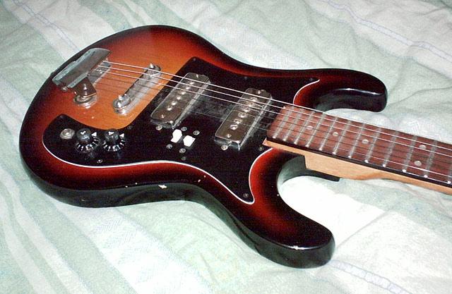 guitare electrique yoojin